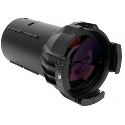 Elation HD Lens Tube for Colour 5 Profile - 50 Degrees