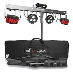 Chauvet DJ GigBAR 2 4-in-1 LED Effects System