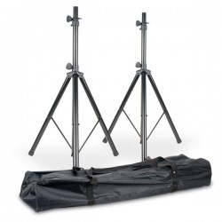 ADJ SPSX2B Speaker Stands and Bag