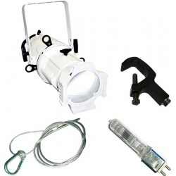 Lightronics Ellipsoidal - White Complete 50-degree