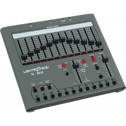 Lightronics Lighting Control Console - 12 Channel with DMX-512 Output / 120V Operation