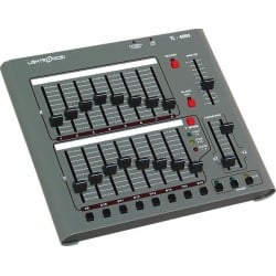 Lightronics Lighting Control Console - 16 Channel with DMX-512 Output / 120V Operation