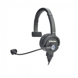 Clear-Com LW Single-Ear Standard Headset Non-Terminated with Mic