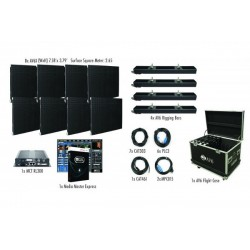 ADJ AV6X LED Video Panel - 4x2 Package