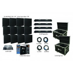 ADJ AV6X LED Video Panel - 4x3 Package