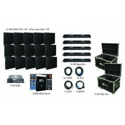 ADJ AV6X LED Video Panel - 5X3 Package