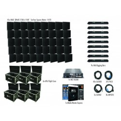 ADJ AV6X LED Video Panel - 9X5 Package