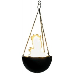 MBT Mini Hanging Flame Light