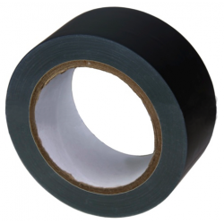 Rosco Vinyl Floor Tape - Black - 48mm x 33m