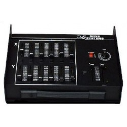 Dove Systems Scenemaster Six Stage Pin Output Lighting Controller/Dimmer Pack Combination Board