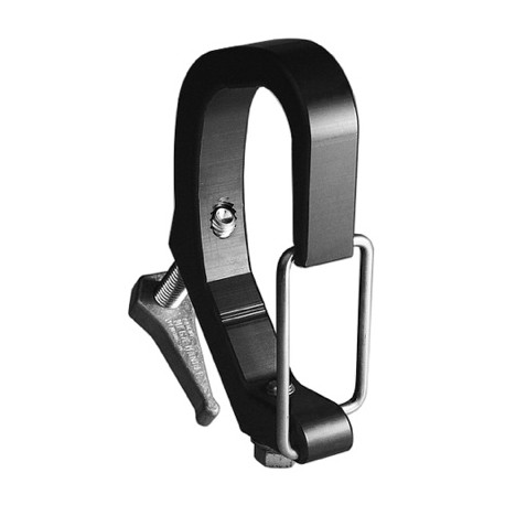 Light Source Safety-Clamp with Stainless Hardware - Black Adonized - Light Source MYBSS