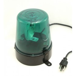 MBT Economy Rotating Beacon - Green