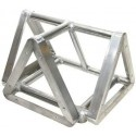 Applied NN 12in. Euro Style Tri-Truss 3-Way Horizontal Adapter