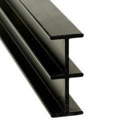 Light Source M140 Cyc Track 20' Black Anodized