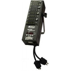 Applied NN TM41200 Portable Dimmer 4 Ch 1200W - Stagepin Output