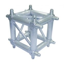 Omnisistem Junction Block with 16 Half Conical Couplers