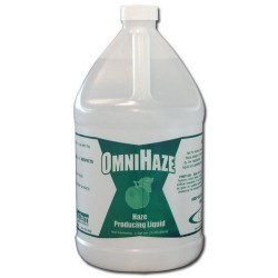 Omnisistem Misty Hazer Fluid - 1 Gallon