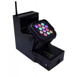 Chroma-Q Color Charge Battery Powered - Black