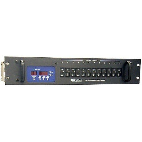 Applied NN Bravo Touring Dimmer - 12 Channel 1.2kW/ch - Edison Output