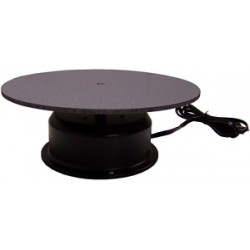 8in. Turntable - 2 RPM - 50 lbs Capacity