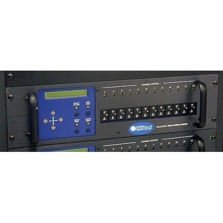Applied NN Bravo Touring Dimmer - 12 Channel 2.4kW/ch - Terminal Block Output