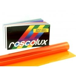 Rosco Roscolux 15 Deep Straw