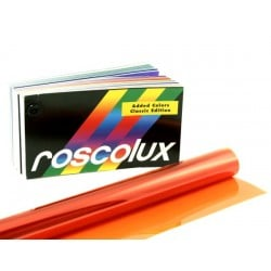 Rosco Roscolux 17 Light Flame