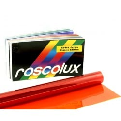 Rosco Roscolux 21 Golden Amber
