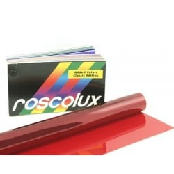 Rosco Roscolux 25 Orange Red