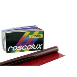 Rosco Roscolux 42 Deep Salmon