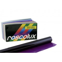 Rosco Roscolux 48 Rose Purple - 20in. x 24in. Sheet