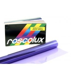 Rosco Roscolux 51 Surprise Pink - 20in. x 24in. Sheet