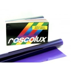 Rosco Roscolux 52 Light Lavender - 20in. x 24in. Sheet