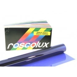 Rosco Roscolux 355 Pale Violet - 20in. x 24in. Sheet