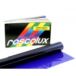 Rosco Roscolux 58 Deep Lavender - 20in. x 24in. Sheet