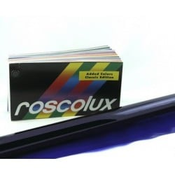 Rosco Roscolux 74 Night Blue Gel