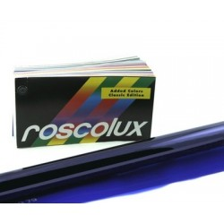 Rosco Roscolux 79 Bright Blue Gel