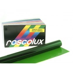Rosco Roscolux 386 Leaf Green Gel