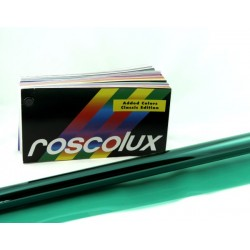 Rosco Roscolux 92 Turquoise - 20in. x 24in. Sheet