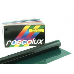 Rosco Roscolux 395 Teal Green - 20in. x 24in. Sheet