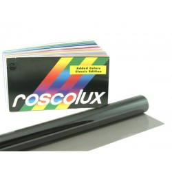 Rosco Roscolux 397 Pale Grey - 20in. x 24in. Sheet