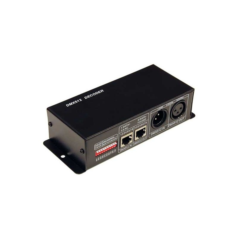 Blizzard Komply DMX 4 Channel RGBW Dimmer and Strobe