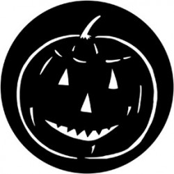 Rosco Steel Gobo - Pumpkin
