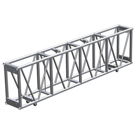 Applied NN 15in. x 30in. x 93in. Single Hung Pre-Rigged Truss
