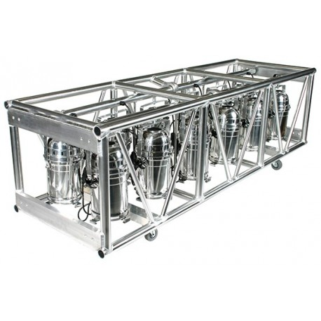 Applied NN 30in. x 26in. x 93in. Double Hung Pre-Rigged Truss