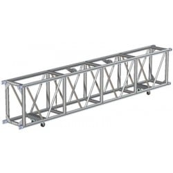 Applied NN 15 x 23.5 x 123in. Single Hung Spigoted Pre-Rigged Truss