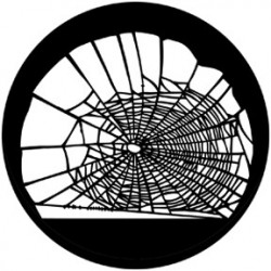 Rosco Steel Gobo - Half Web