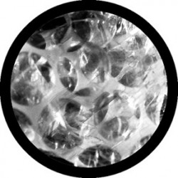 Rosco Glass Gobo - Bubble Wrap