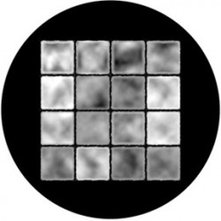 Rosco Glass Gobo - Shadow Blocks