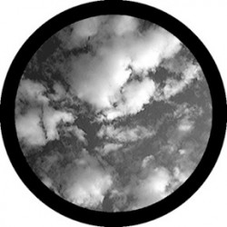 Rosco Glass Gobo - Clouds